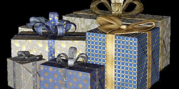 Příprava na vánoční prodej